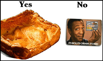 yorkshire pudding Bill Cosby Does Not Sell Yorkshire Pudding
