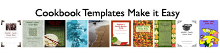 cookbook templates1 Top 5 Ways Cookbook Templates Make Recipes Easy and Fun to Format