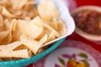 chips and salsa Food of the Gods for Your Cinco de Mayo Mini Fiesta