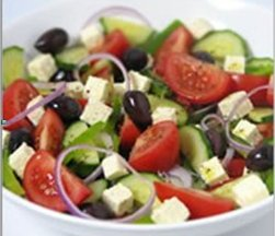 greek salad2 Its All Greek to Me, but Greek Salad Makes a Birthday, Graduation or Fathers Day Bash a Bit Better