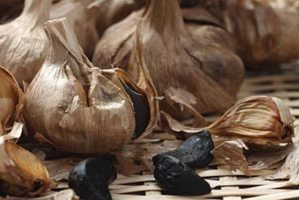 black garlic fancy food Fancy Food Trends 2010