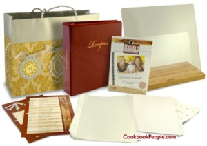 Supreme Cookbook Binder Kit Supreme Cookbook Binder Kit Bundles Matildas Software & Other Cookbook Making Goodies