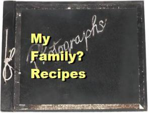 recipe book 5 Shortcuts You Can Take to Make a Family Recipe Book (Absurd)