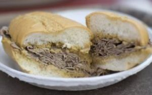 French Dip Sandwich with Chinese Hot Mustard 300x189 French Dip Sandwich with Chinese Hot Mustard