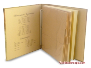 binder chocolate pear Sliced Bread, Binders & the Family Cookbook