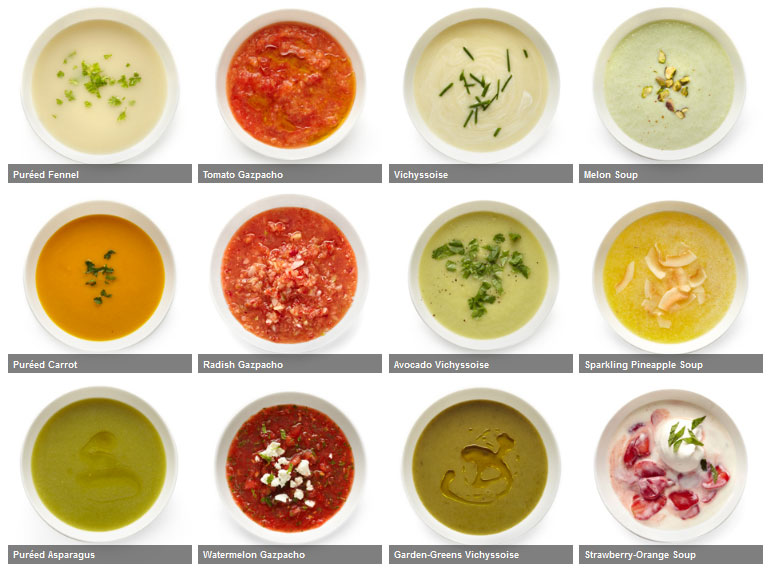 soup recipe collection Cold soup for you!