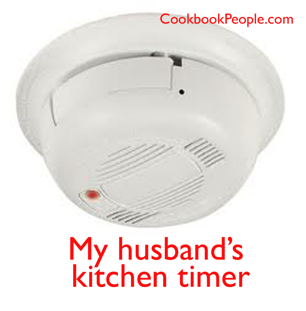 kitchen timer Why he isnt allowed to contribute to my recipe binder