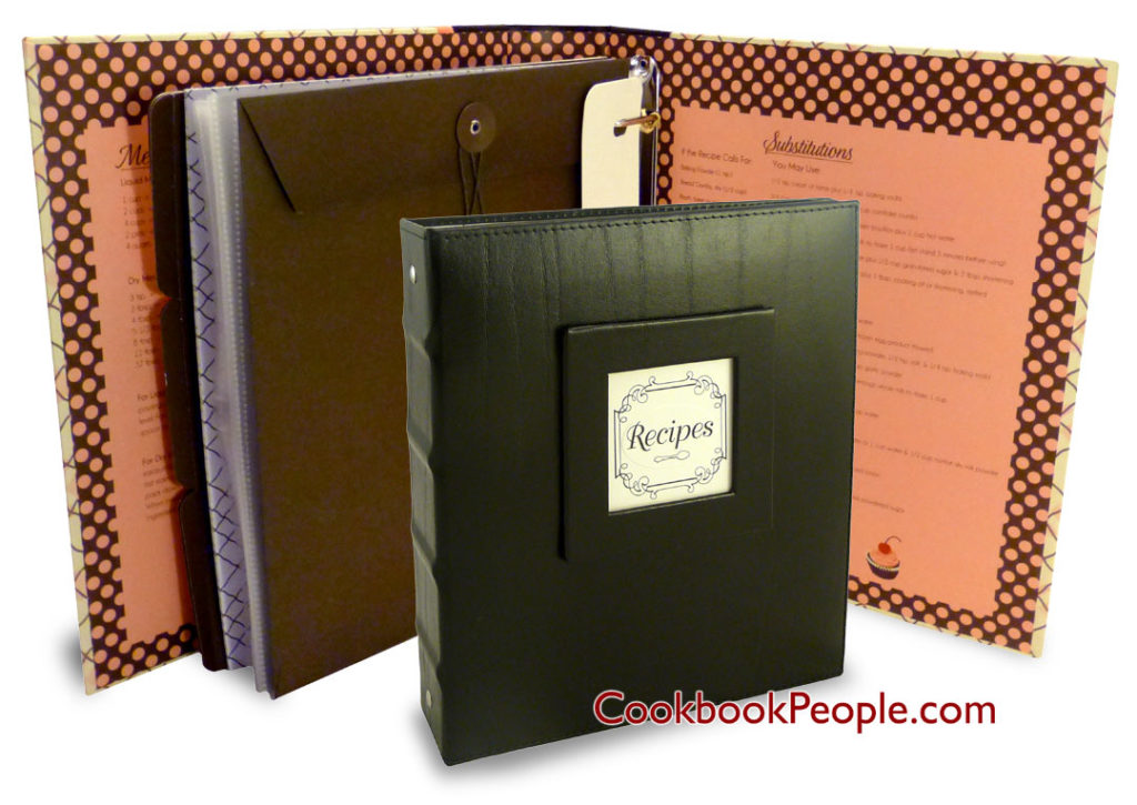 Some great recipe binder designs your teen will love!