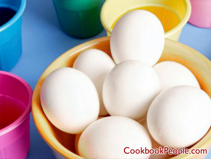 eggs Make a Recipe Box For Your Spring Recipes!