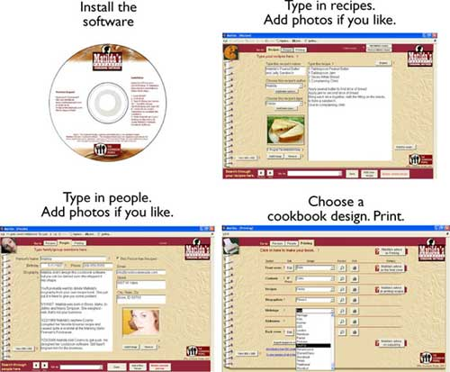 cookbook software process