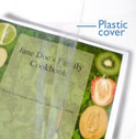 plastic screen New Recipe Book Easy Bind Kits available in Our New Store
